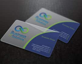 #43 untuk Design some Business Cards for Business IT Solutions oleh gohardecent