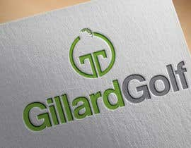 #40 for Design a brand for 'Gillard Golf' by donmute