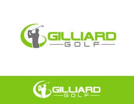#89 for Design a brand for 'Gillard Golf' by laniegajete