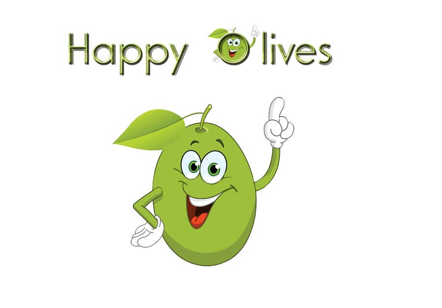 """Intrarea #17 pentru concursul """"Design a Logo for Happy Olives - Construction"""""""