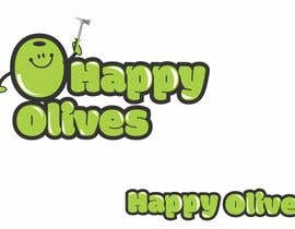 #22 pentru Design a Logo for Happy Olives - Construction de către jogiraj