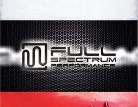 #31 for Design a Logo for Full Spectrum Performance, LLC by Crussader