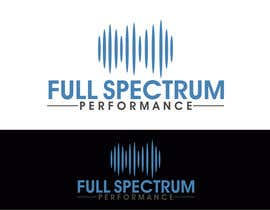 #20 untuk Design a Logo for Full Spectrum Performance, LLC oleh ibed05