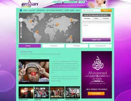 #29 cho Prophet Muhammad Campaign Web Page bởi webmastersud