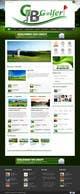 Imej kecil Penyertaan Peraduan #                                                8                                              untuk                                                 Wordpress Theme Design for GB Golfer