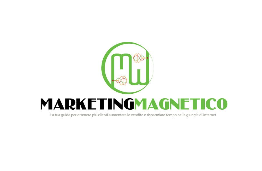#79 for Logo Design for Marketing Magnetico by branislavad