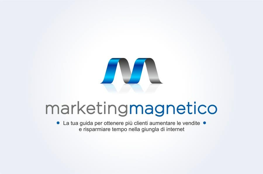 #39 for Logo Design for Marketing Magnetico by Artoa