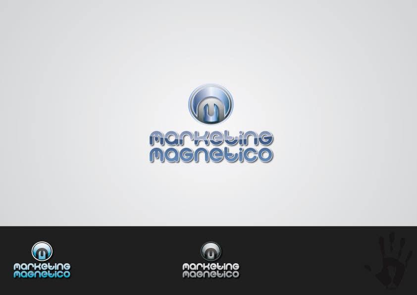 Konkurrenceindlæg #                                        1                                      for                                         Logo Design for Marketing Magnetico
