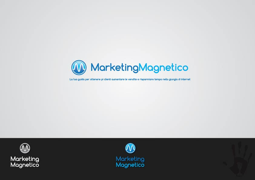 #30 for Logo Design for Marketing Magnetico by ivegotlost