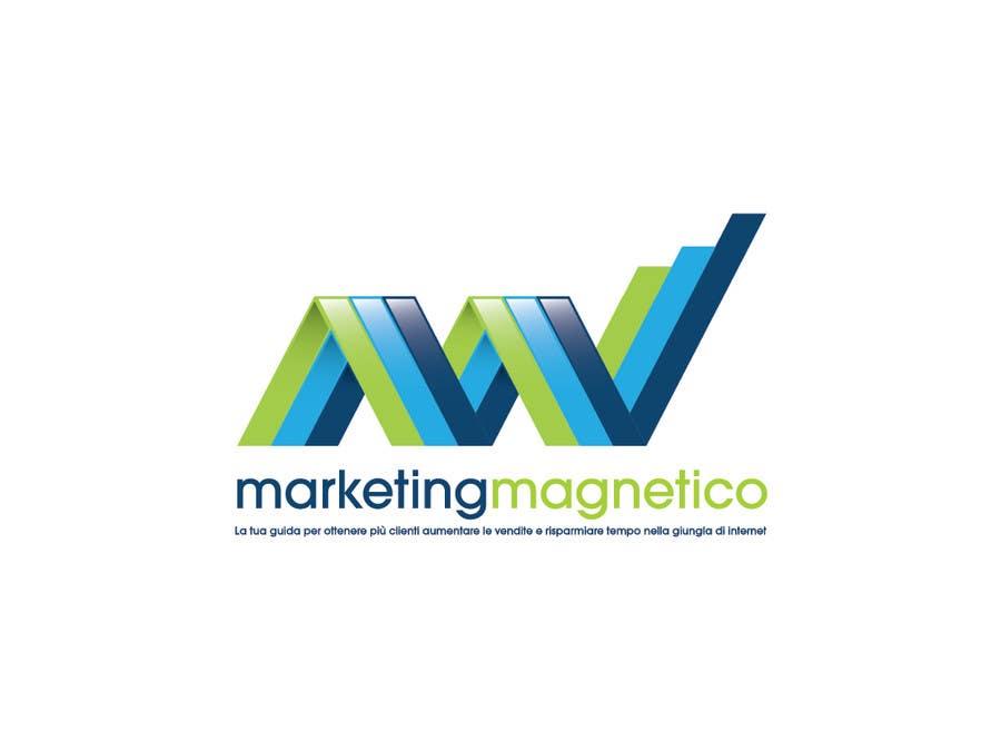 #81 for Logo Design for Marketing Magnetico by winarto2012