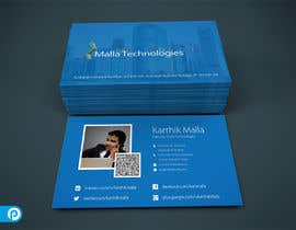 #3 untuk Looking for professional business card oleh alvinfadoil