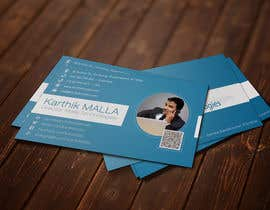 #20 untuk Looking for professional business card oleh allybusch