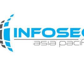ciprilisticus tarafından Design a Logo for:  Infosec Asia Pacific için no 86