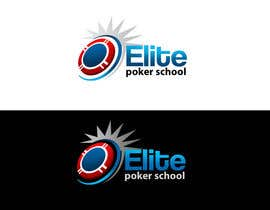 #118 para Logo Design for ELITE POKER SCHOOL de pinky