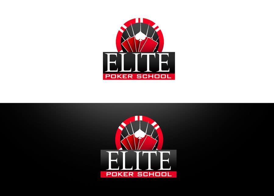 Contest Entry #                                        115                                      for                                         Logo Design for ELITE POKER SCHOOL