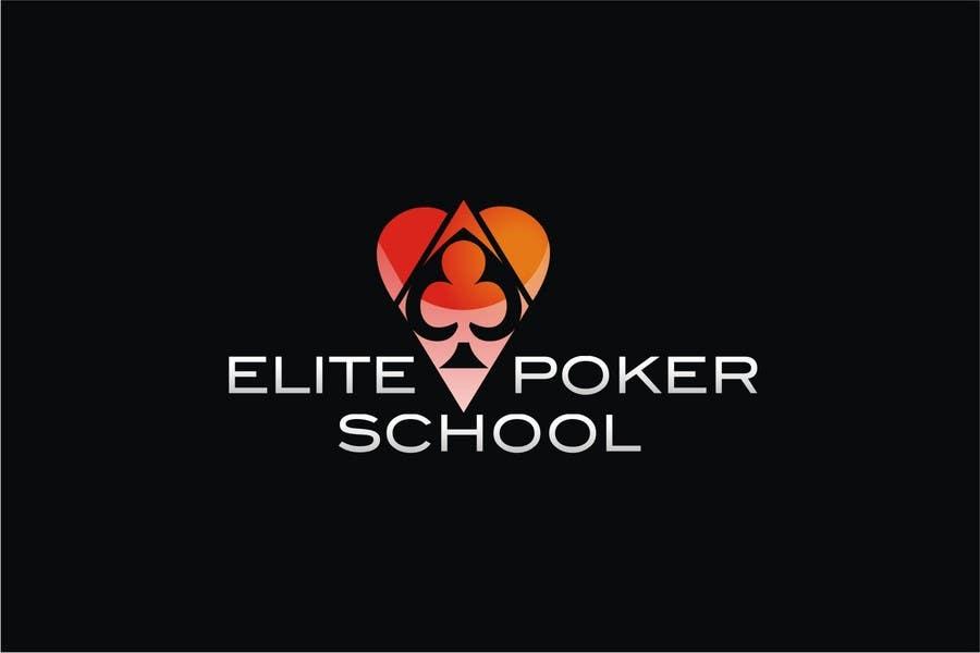 Contest Entry #                                        21                                      for                                         Logo Design for ELITE POKER SCHOOL