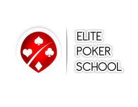 #104 for Logo Design for ELITE POKER SCHOOL by jagadeeshrk