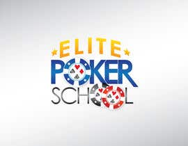 #33 para Logo Design for ELITE POKER SCHOOL de KandCompany