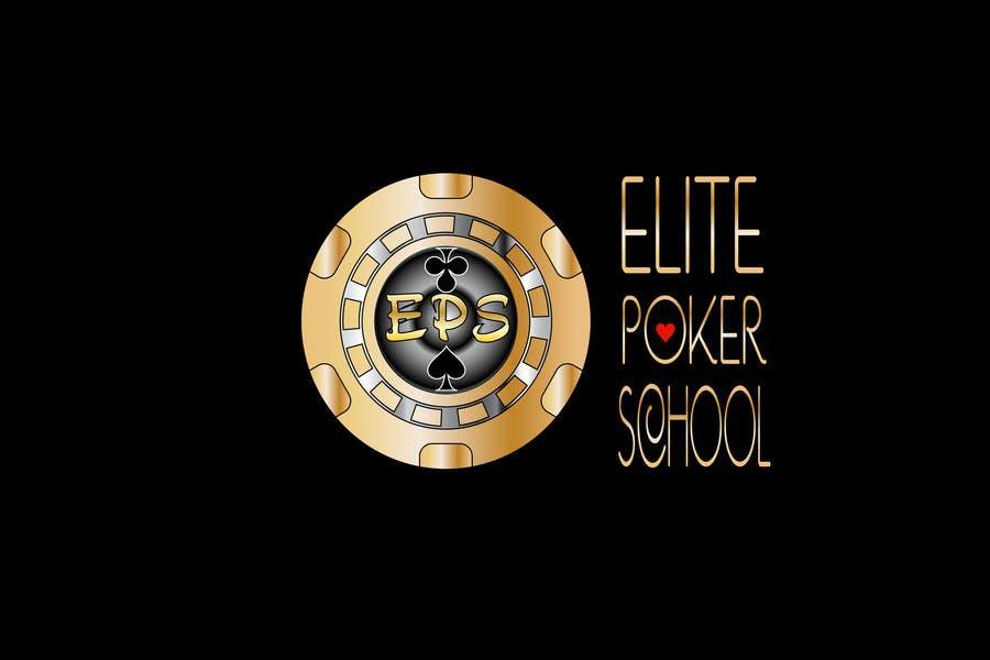 Contest Entry #                                        110                                      for                                         Logo Design for ELITE POKER SCHOOL