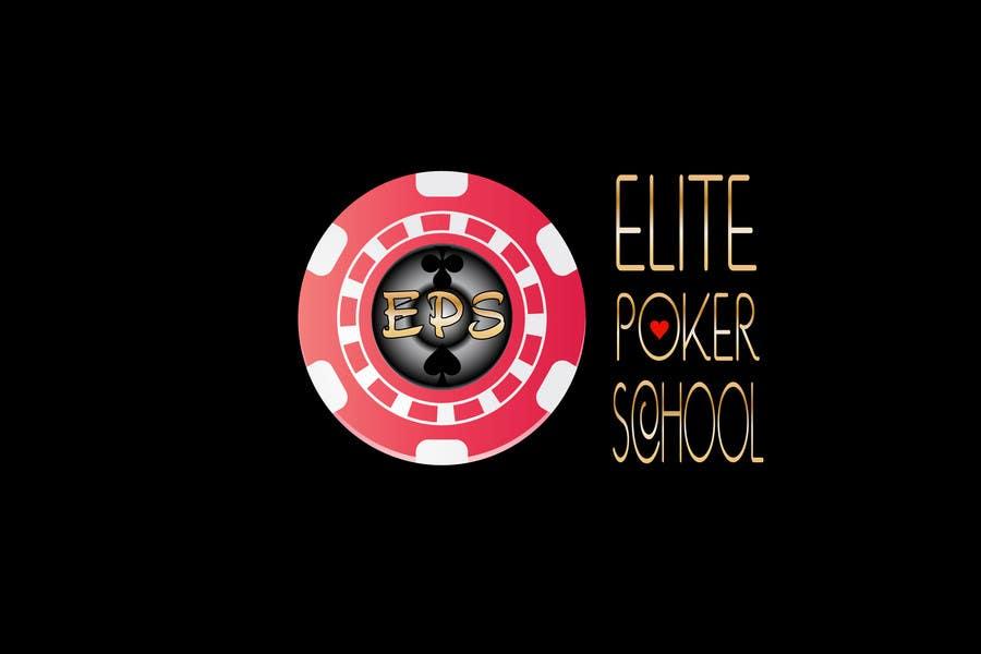 Contest Entry #                                        109                                      for                                         Logo Design for ELITE POKER SCHOOL