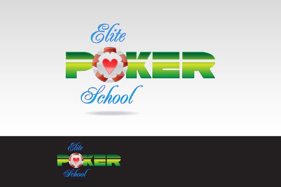 Contest Entry #                                        87                                      for                                         Logo Design for ELITE POKER SCHOOL
