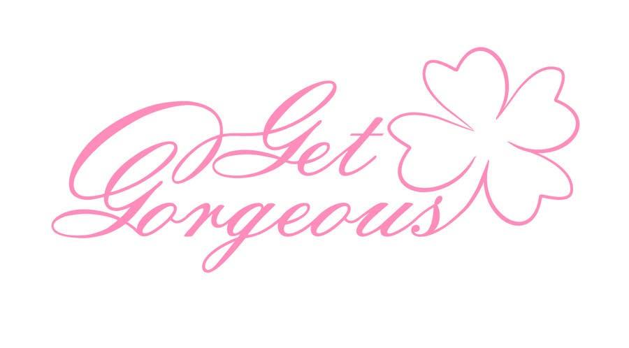 Kilpailutyö #66 kilpailussa Design a Logo for Get Gorgeous