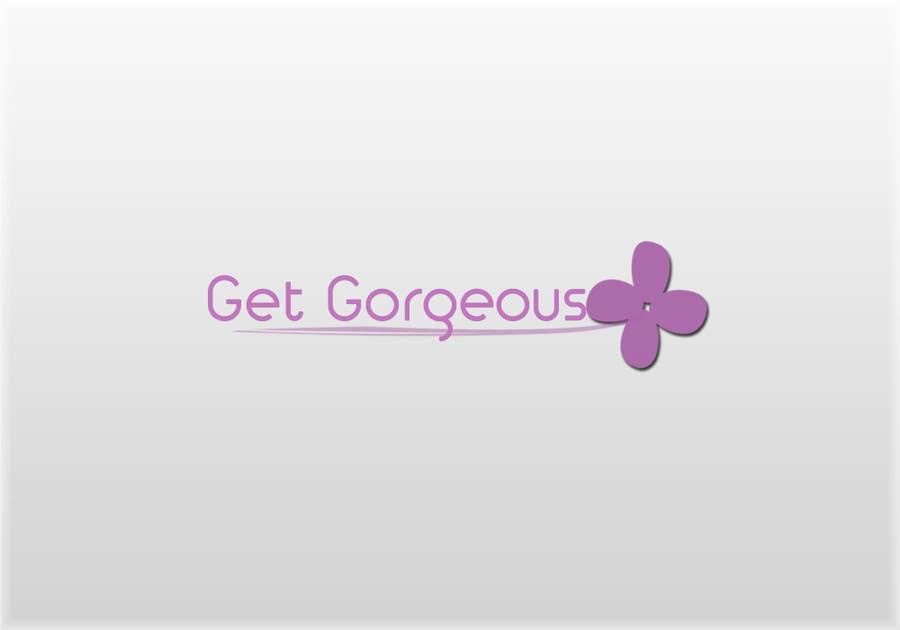 Kilpailutyö #3 kilpailussa Design a Logo for Get Gorgeous
