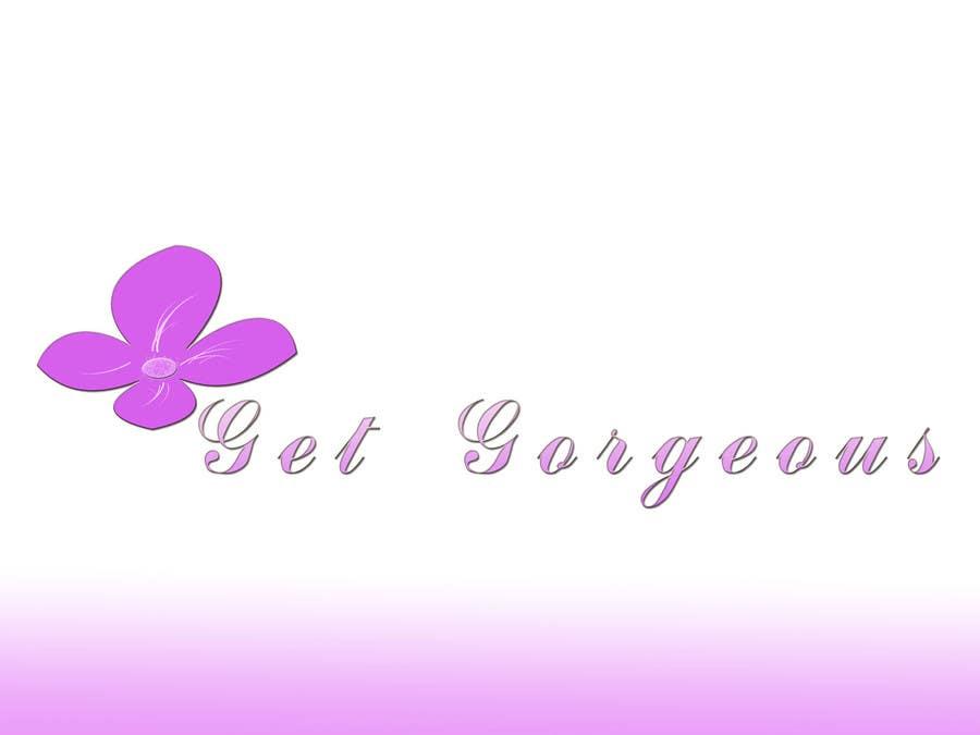 Kilpailutyö #70 kilpailussa Design a Logo for Get Gorgeous