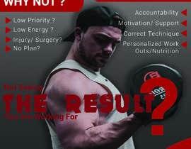 #37 untuk Personal Training Posters oleh fahmidaislam876