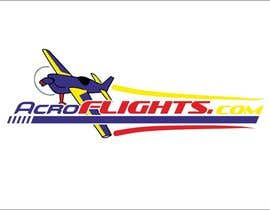 #10 for Logo for Aerobatic Flights Web Site (AcroFlights.com) by asap88