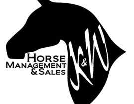 #93 untuk Design eines Logos for a horse selling company oleh jpteamemily
