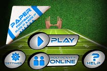 Contest Entry #134 for Graphic Design - Give our Paper Football Game Menus a NEW LOOK!