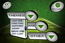 Contest Entry #140 for Graphic Design - Give our Paper Football Game Menus a NEW LOOK!