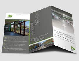 #9 for Design a Tri-Fold Brochure Flyer by todtodoroff
