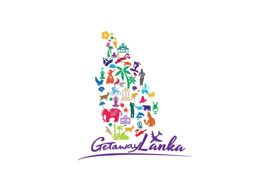 Contest Entry #26 for Design a Logo for GetawayLanka