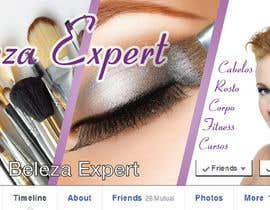 #9 untuk Design Facebook cover for Beleza Expert (fan page) oleh brissiaboyd