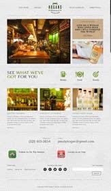 Nro 39 kilpailuun Build a Website for an Irish Pub käyttäjältä KatelynJB