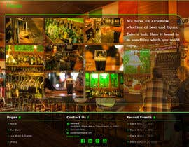 #31 for Build a Website for an Irish Pub by lauranl