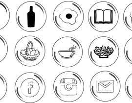 #28 pentru Design some Icons for French Website de către infiniumtech13