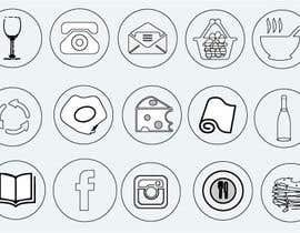 #33 untuk Design some Icons for French Website oleh DesignStorm15