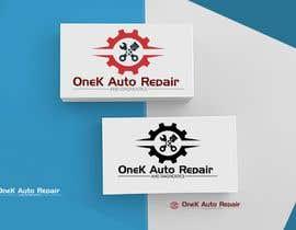 #25 for I need a logo designed for auto repair:  OneK Auto Repair and diagnostics - 24/08/2020 16:52 EDT by designutility