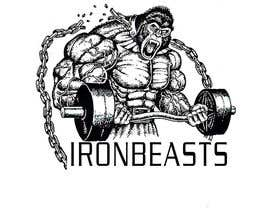 #56 for Design a Logo for Iron Beasts by arunteotiakumar