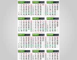 #6 untuk Kontes Membuat Proposal Cetak Kalender 2021 oleh fardanrifai888