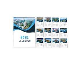 #18 untuk Kontes Membuat Proposal Cetak Kalender 2021 oleh DipuTalukder