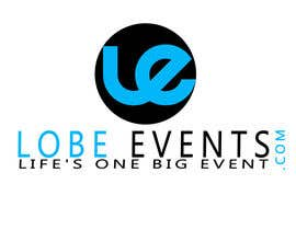 Nro 14 kilpailuun Design a Logo for LobeEvents.com käyttäjältä arunteotiakumar
