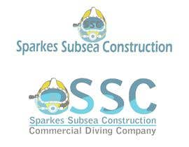 #35 for Design a Logo for Sparkes Subsea by Helen2386