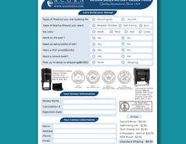 #72 for Design and Easy to Use Order Form / Flyer by alamin22245101