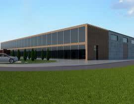 nogueraARQ tarafından 3D  warehouse modeling için no 14