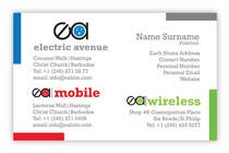Bài tham dự #6 về Graphic Design cho cuộc thi Business Card Design for Electronics/Technology Store