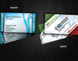 #32 para Business Card Design for Electronics/Technology Store por csoxa